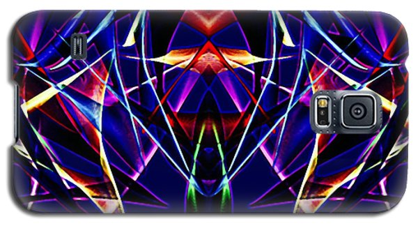 Psychedelic Bat N Wings Galaxy S5 Case
