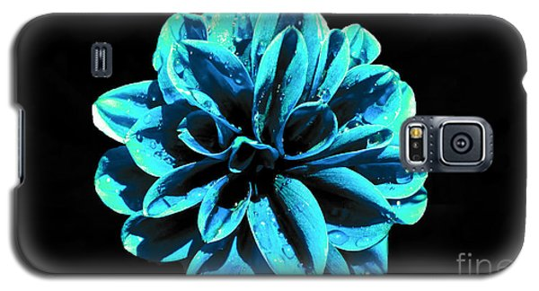 Psychedelic Flower 9 Galaxy S5 Case