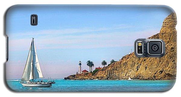 Pt Loma - San Diego Bay Galaxy S5 Case