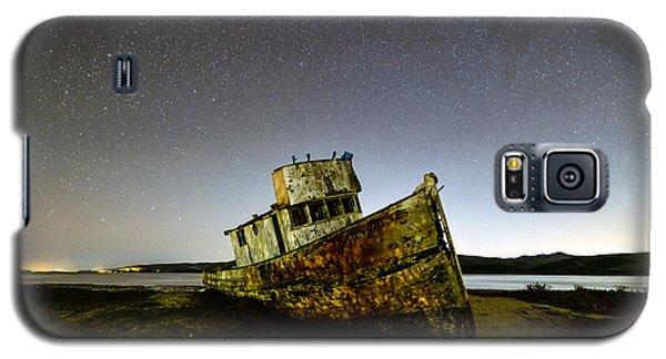 Pt Reyes Wreck Galaxy S5 Case