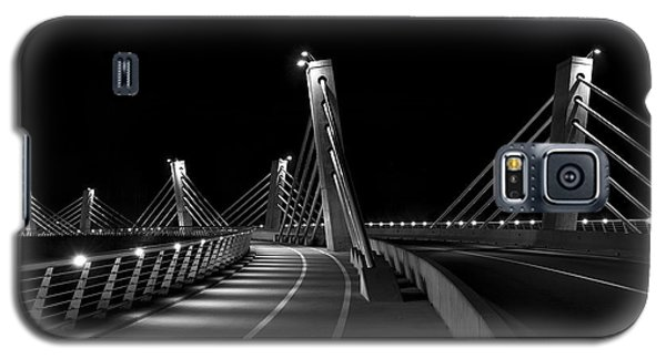 Ptuj Bridge Bw Galaxy S5 Case