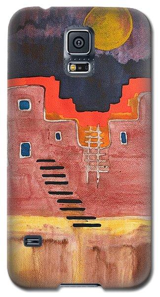 Pueblito Original Painting Galaxy S5 Case