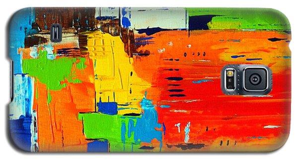 Pueblo Galaxy S5 Case by Everette McMahan jr