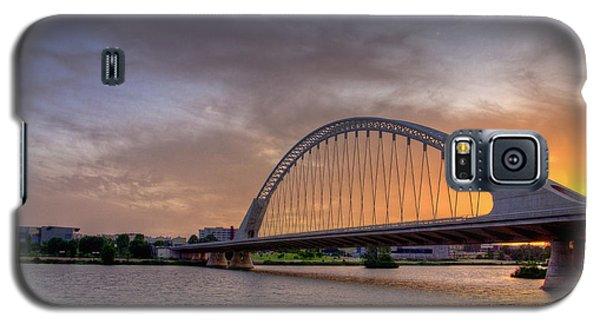 Puente De Lusitania II Galaxy S5 Case