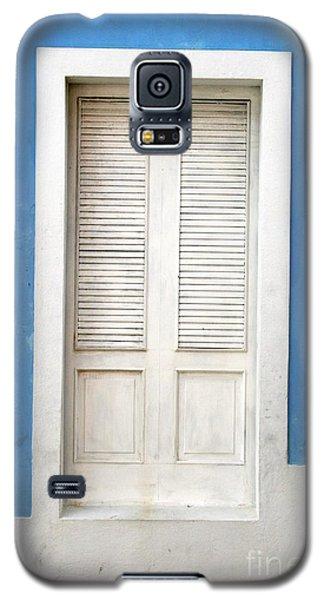 Puerta En El Viejo San Juan Galaxy S5 Case