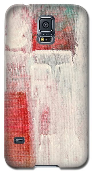 Galaxy S5 Case featuring the painting Puertas II  C2013 by Paul Ashby