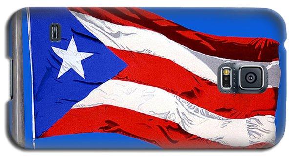 Puerto Rican Flag Galaxy S5 Case
