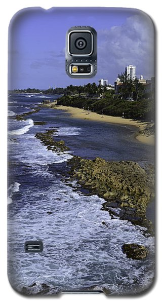 Puerto Rico Coastline Galaxy S5 Case