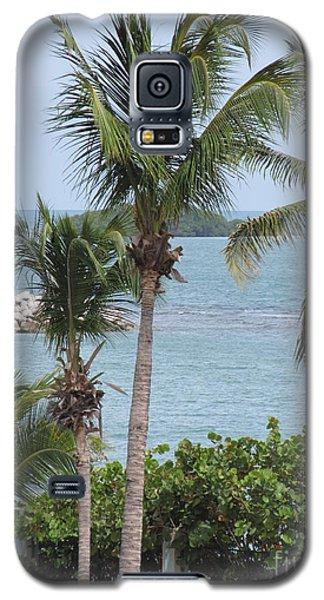 Puerto Rico IIi Galaxy S5 Case