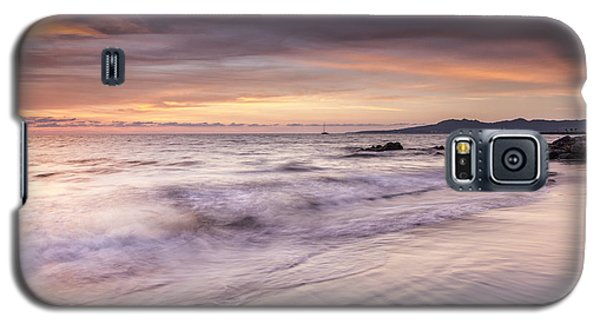 Puesta Del Sol Galaxy S5 Case