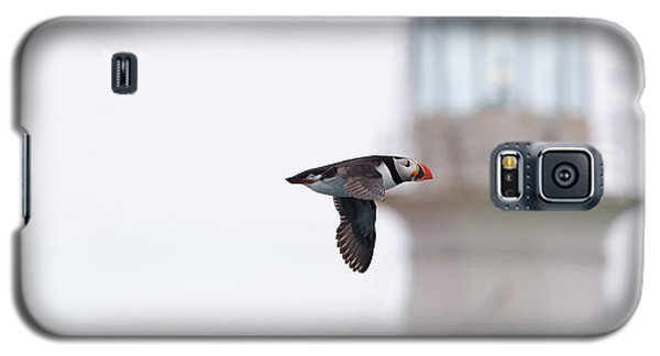 Puffin And Light. Galaxy S5 Case