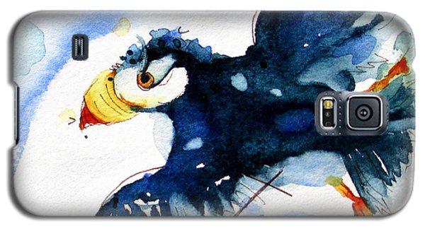 Puffin Flight Galaxy S5 Case