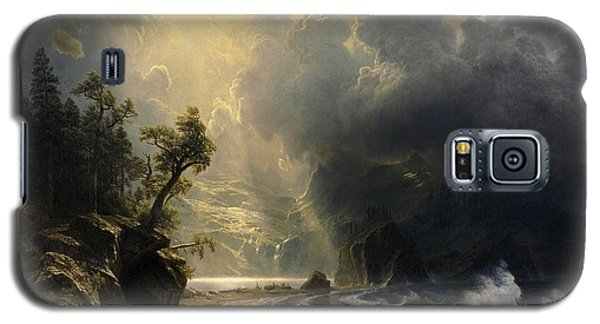 Puget Sound On The Pacific Coast Galaxy S5 Case