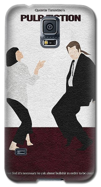 Pulp Fiction 2 Galaxy S5 Case by Ayse Deniz