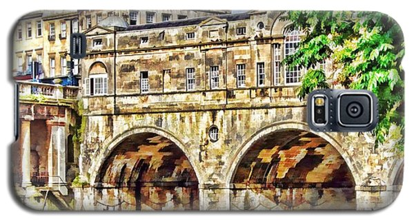 Pulteney Bridge Bath Galaxy S5 Case