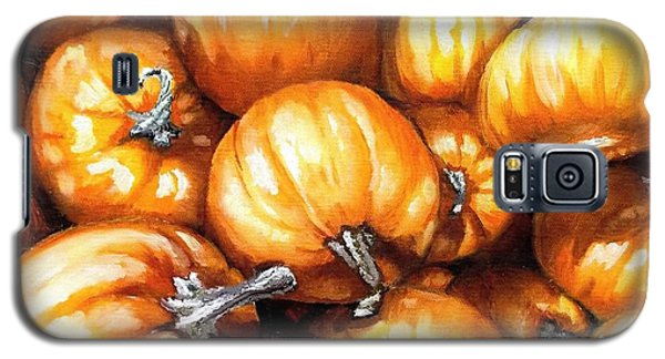 Pumpkin Palooza Galaxy S5 Case