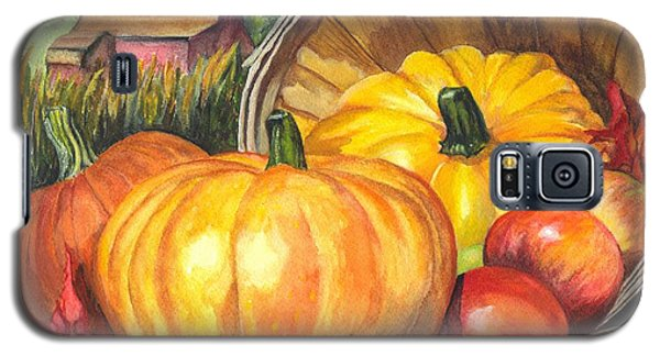 Pumpkin Pickin Galaxy S5 Case