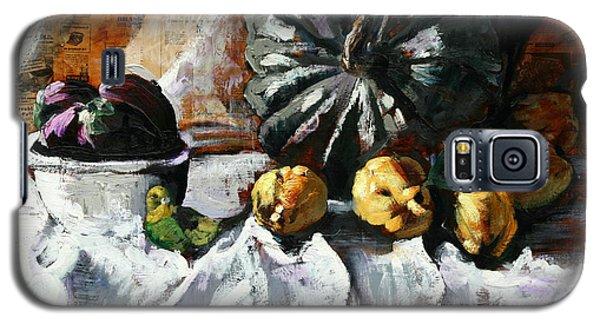 Pumpkin Pride Galaxy S5 Case