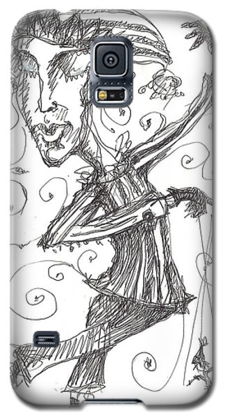 Puppeteer Galaxy S5 Case