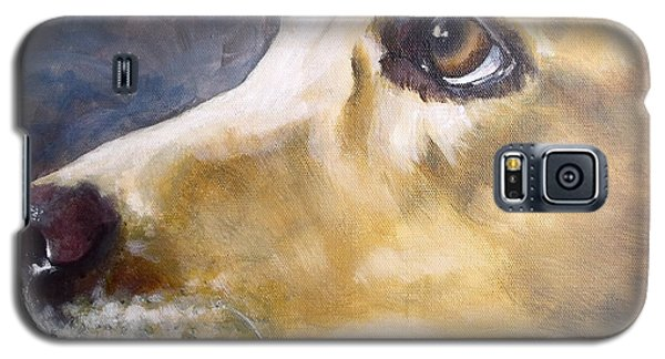 Puppy Love Galaxy S5 Case by Diane Daigle