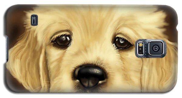 Puppy Galaxy S5 Case by Veronica Minozzi