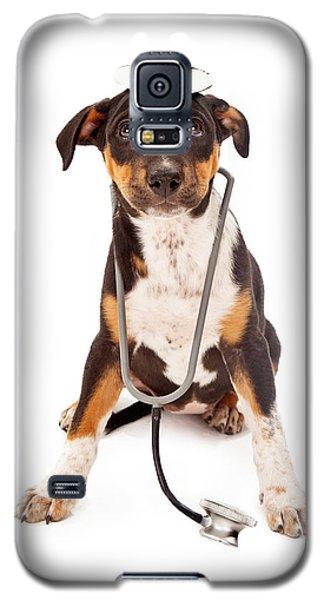 Puppy Veterinarian Galaxy S5 Case