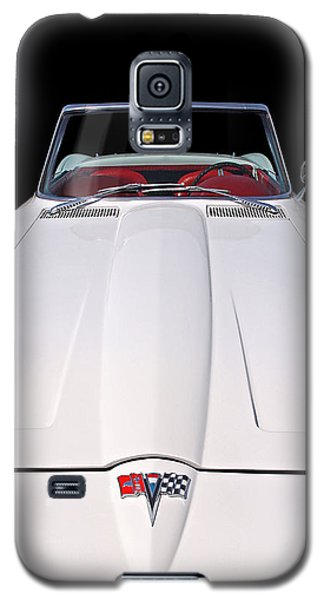 Pure Enjoyment - 1964 Corvette Stingray Galaxy S5 Case