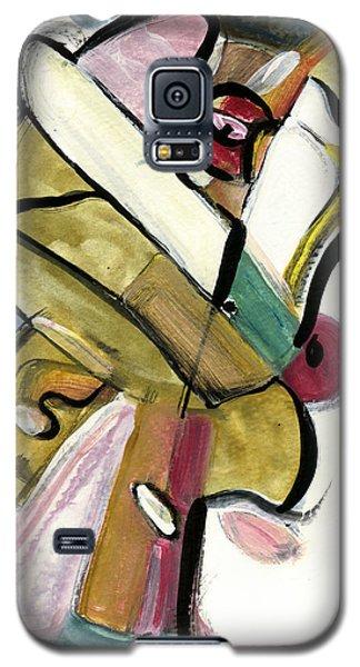 Pure Gold Galaxy S5 Case