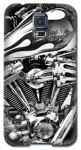 Pure Harley Chrome Galaxy S5 Case