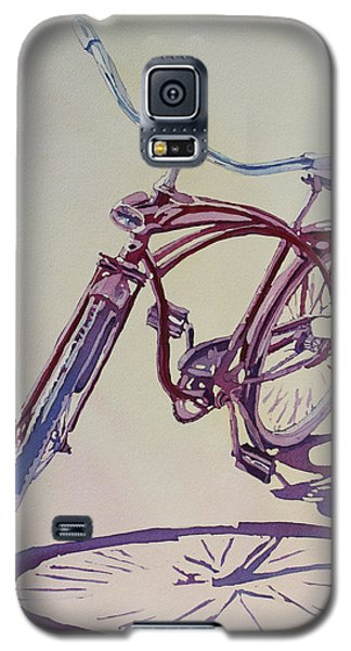 Bicycle Galaxy S5 Case - Pure Nostalgia  by Jenny Armitage
