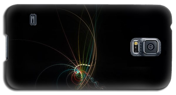 Galaxy S5 Case featuring the digital art Pure Of Soul by Hanza Turgul