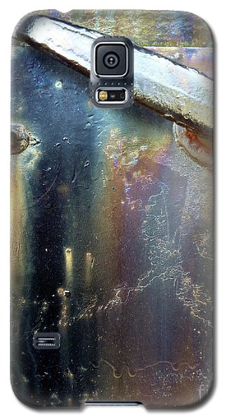 Galaxy S5 Case featuring the photograph Pure Patina by Newel Hunter
