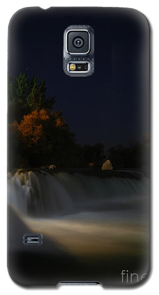 Pure Spirits Of The Waterfall Galaxy S5 Case