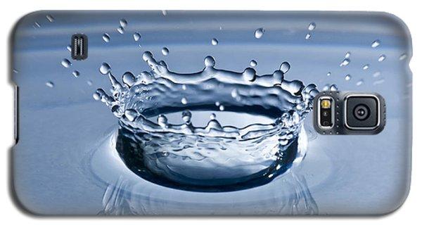 Pure Water Splash Galaxy S5 Case