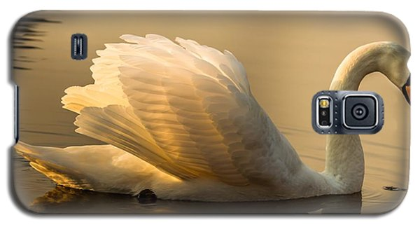 Galaxy S5 Case featuring the photograph Purity Of The Soul by Rose-Maries Pictures