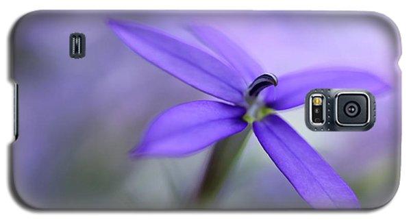 Purple Dreams Galaxy S5 Case