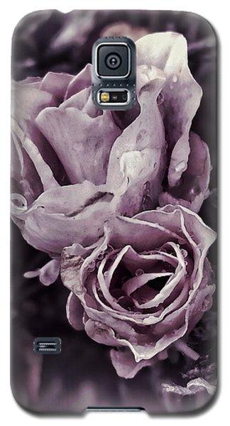 Purple Elegance Galaxy S5 Case
