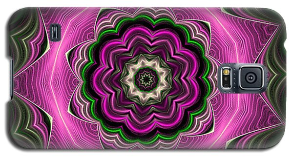 Purple Haze Kaleidoscope Galaxy S5 Case