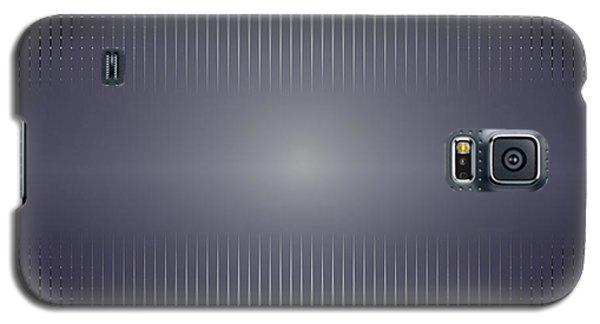 Purple Horizon Galaxy S5 Case