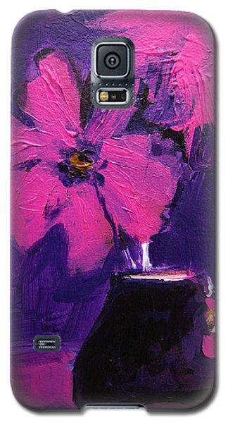 Purple Madness Galaxy S5 Case