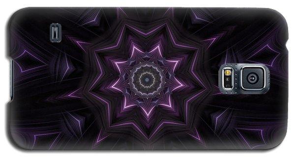 Purple Majestry Kaleidoscope Galaxy S5 Case