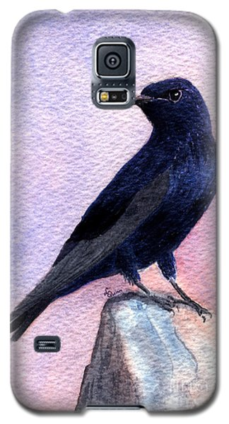 Purple Martin Galaxy S5 Case