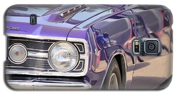 Purple Mopar Galaxy S5 Case by Bonfire Photography
