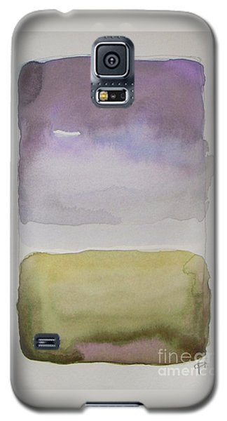 Purple Morning Galaxy S5 Case