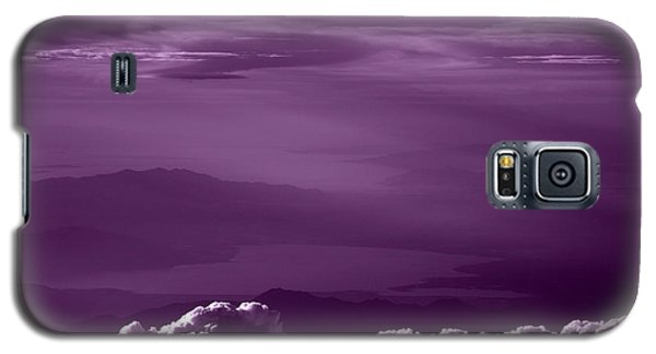 Purple Mountain Majesties Galaxy S5 Case