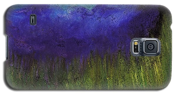 Purple Mountains By Jrr Galaxy S5 Case