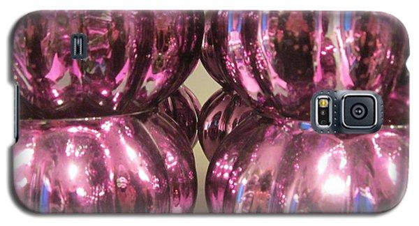 Purple Reflection Galaxy S5 Case