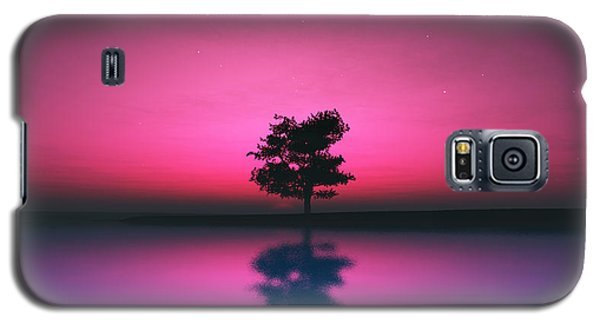 Purple Sky... Galaxy S5 Case