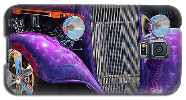 Purple Street Rod Galaxy S5 Case