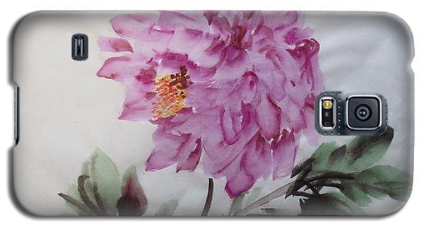 Purple030914-507 Galaxy S5 Case by Dongling Sun